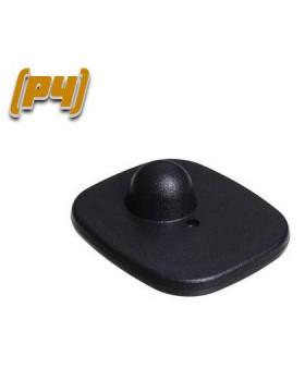 Датчик противокражный радиочастотный Mini Square Tag 39x42 mm, с иглой