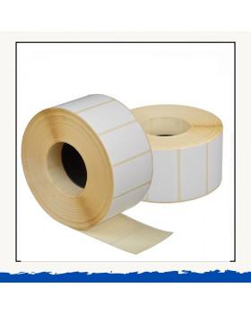 Термоэтикетка 58х40мм ТОП, диаметр втулки 40мм, 700шт в одном рулоне