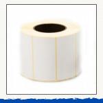Термоэтикетка 58х30мм ЭКО, диаметр втулки 40мм, 900шт в одном рулоне